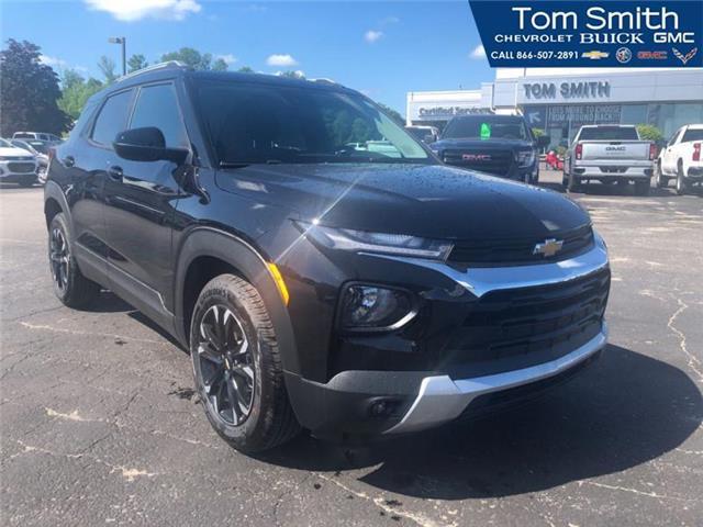 2021 Chevrolet TrailBlazer LT (Stk: 210000) in Midland - Image 1 of 8