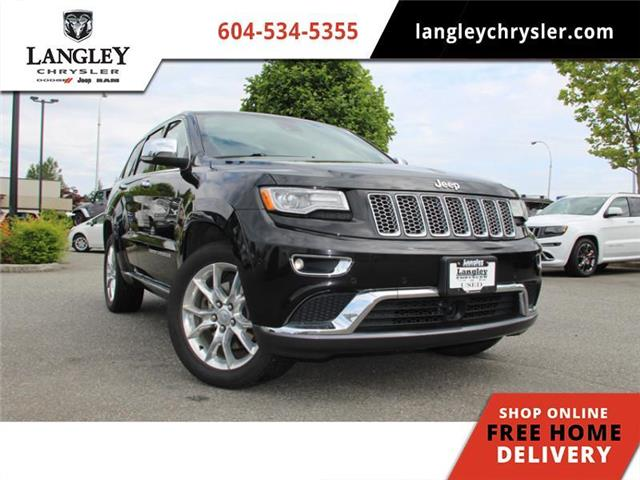 2015 Jeep Grand Cherokee Summit (Stk: LC0367A) in Surrey - Image 1 of 25