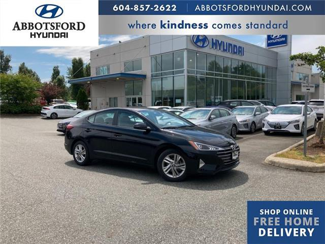 2020 Hyundai Elantra Preferred w/Sun & Safety Package IVT (Stk: AH9083) in Abbotsford - Image 1 of 29