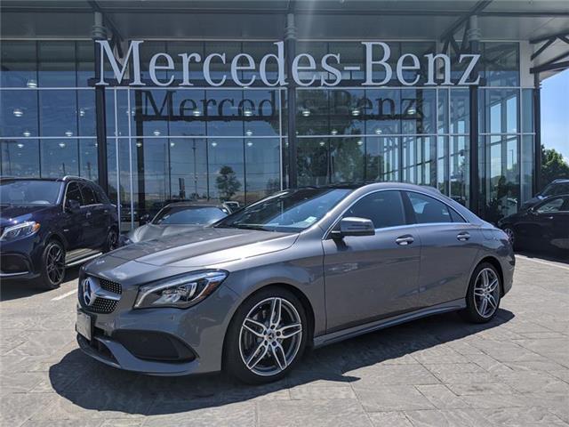 Used 2018 Mercedes-Benz CLA 250 Base  - London - Mercedes Benz London