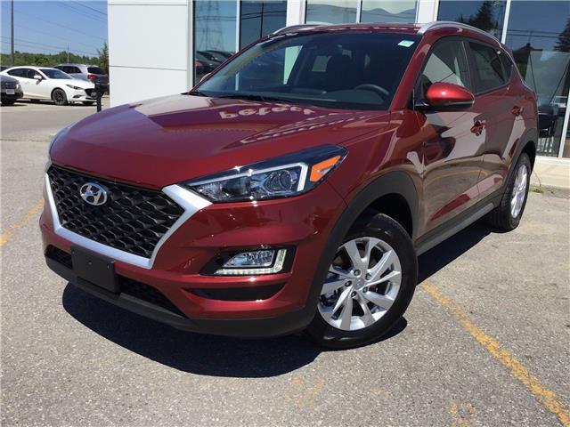 2020 Hyundai Tucson Preferred (Stk: H12520) in Peterborough - Image 1 of 25