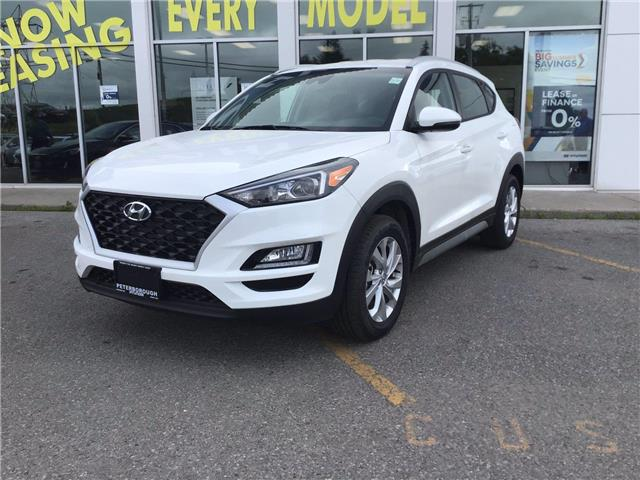 2020 Hyundai Tucson Preferred (Stk: H12523) in Peterborough - Image 1 of 16