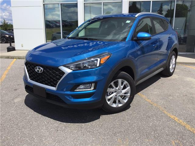 2020 Hyundai Tucson Preferred (Stk: H12522) in Peterborough - Image 1 of 25
