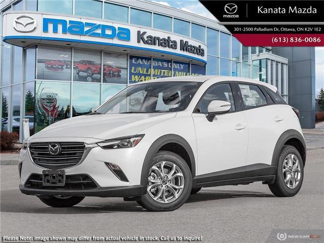 2020 Mazda CX-3 GS (Stk: 11587) in Ottawa - Image 1 of 23