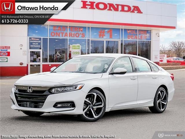 2020 Honda Accord Sport 1.5T (Stk: 337030) in Ottawa - Image 1 of 22