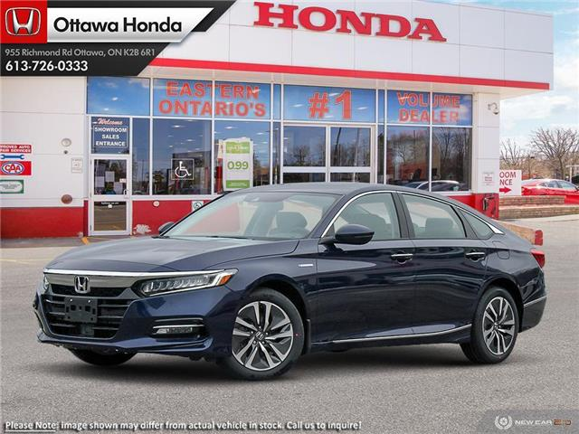 2020 Honda Accord Hybrid Touring (Stk: 336950) in Ottawa - Image 1 of 22