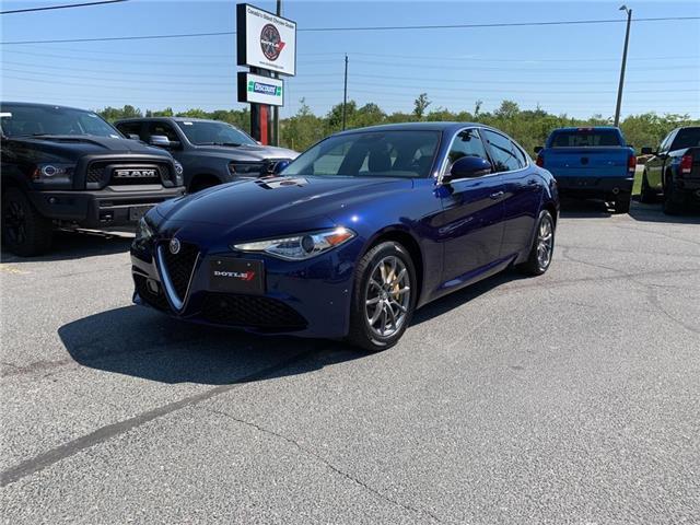 2018 Alfa Romeo Giulia Base (Stk: 90225) in Sudbury - Image 1 of 22