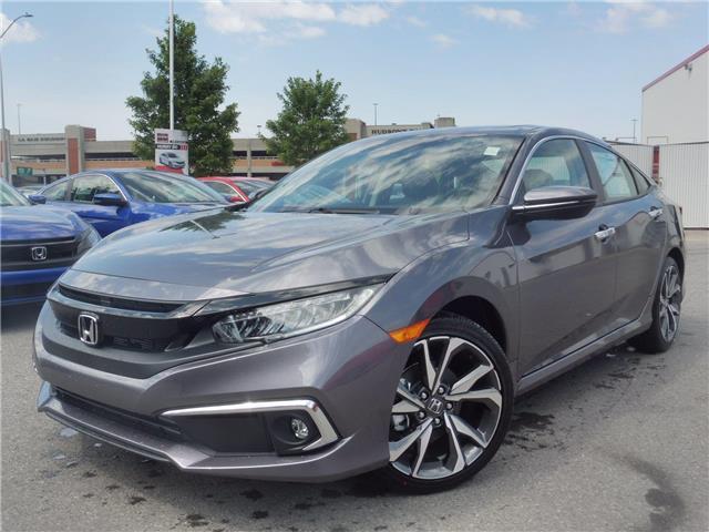 2020 Honda Civic Touring (Stk: 20-0105) in Ottawa - Image 1 of 26