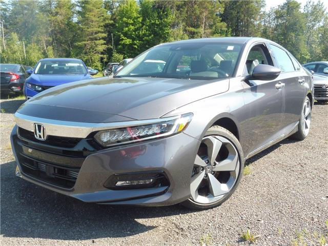 2020 Honda Accord Touring 1.5T (Stk: 20-0033) in Ottawa - Image 1 of 26