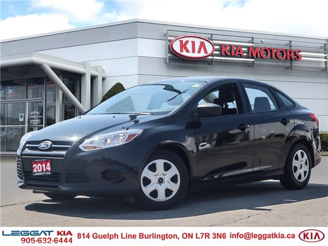 2014 Ford Focus S (Stk: 2A7021A) in Burlington - Image 1 of 19