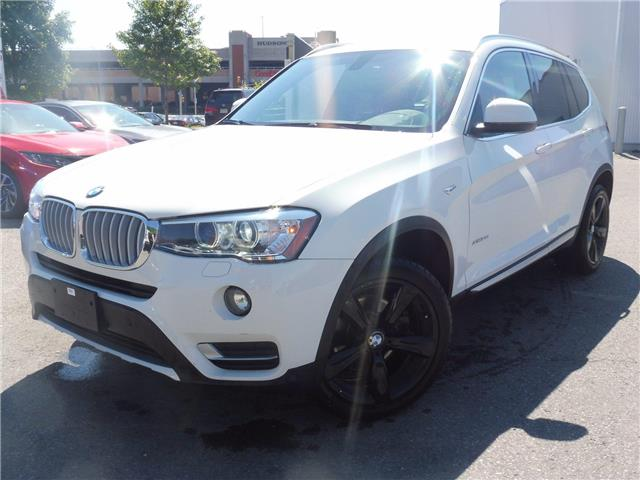 2017 BMW X3 xDrive28i (Stk: P9389) in Gloucester - Image 1 of 27