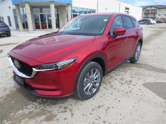 2020 Mazda CX-5 GT Turbo (Stk: M20076) in Steinbach - Image 1 of 44