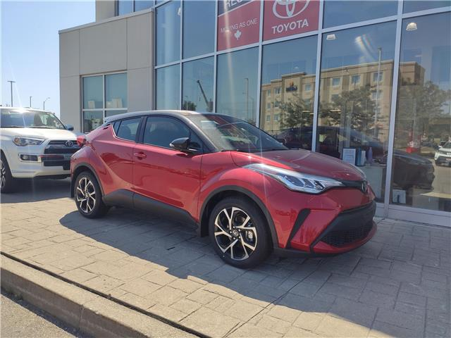 2020 Toyota C-HR XLE Premium (Stk: 20462) in Bowmanville - Image 1 of 6