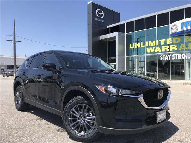2020 Mazda CX-5 GS (Stk: NM3351) in Chatham - Image 1 of 18