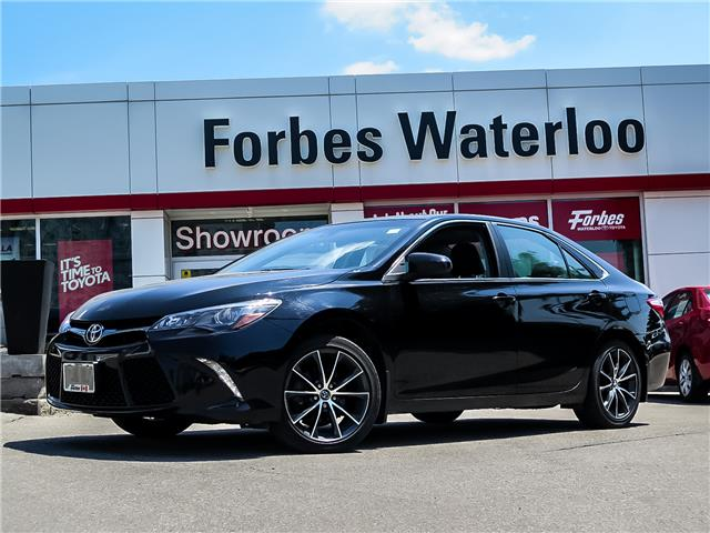2017 Toyota Camry XSE V6 (Stk: 03042R) in Waterloo - Image 1 of 23