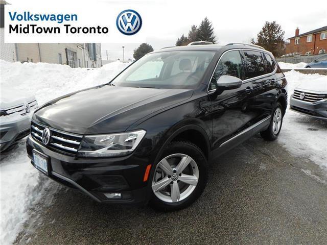 2020 Volkswagen Tiguan IQ Drive (Stk: W1344) in Toronto - Image 1 of 1