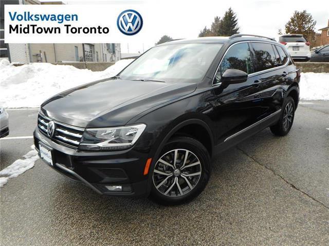 2020 Volkswagen Tiguan Comfortline (Stk: W1373) in Toronto - Image 1 of 1