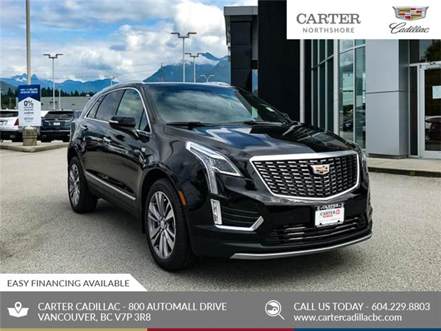 2020 Cadillac XT5 Premium Luxury (Stk: D70920) in North Vancouver - Image 1 of 24