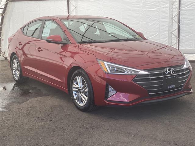 2019 Hyundai Elantra Preferred (Stk: 15981D) in Thunder Bay - Image 1 of 16