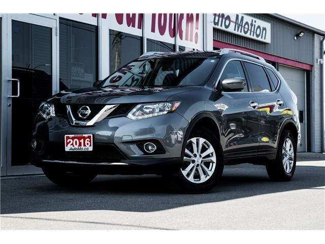 2016 Nissan Rogue  (Stk: 20448) in Chatham - Image 1 of 26