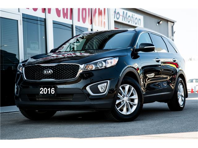 2016 Kia Sorento 2.4L LX (Stk: 20458) in Chatham - Image 1 of 22