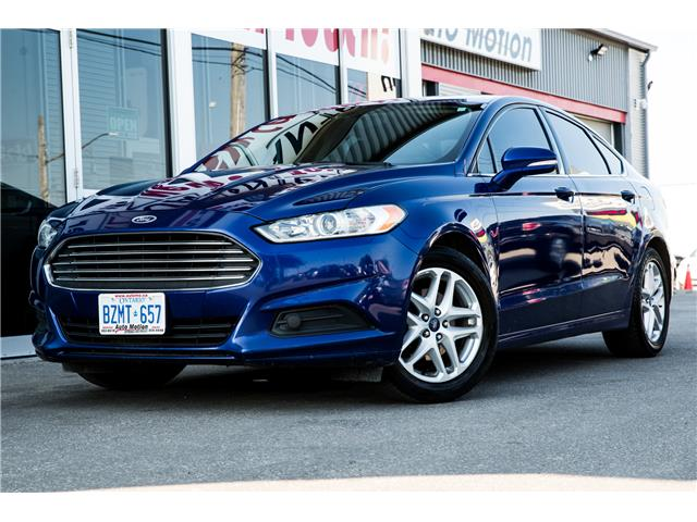 2014 Ford Fusion SE (Stk: T20311) in Chatham - Image 1 of 20