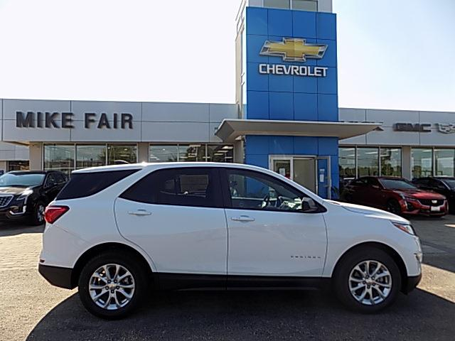 2020 Chevrolet Equinox LS (Stk: 20263) in Smiths Falls - Image 1 of 18