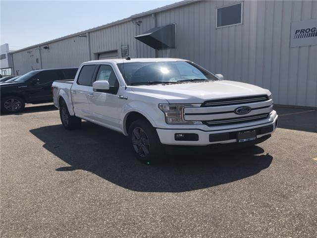 2020 Ford F-150 Lariat (Stk: LFB16992) in Wallaceburg - Image 1 of 16
