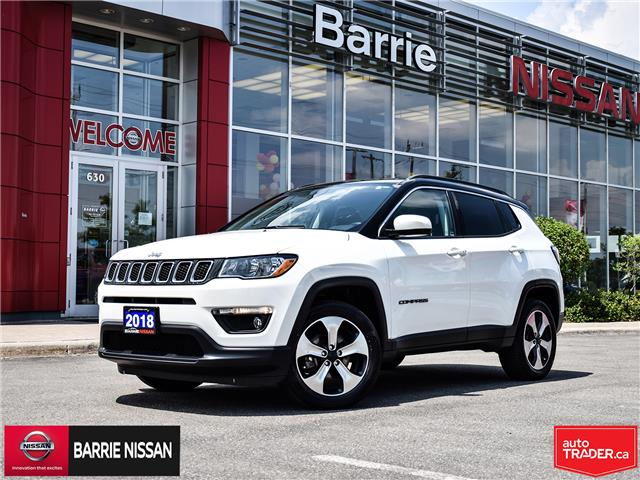 2018 Jeep Compass North (Stk: 20253A) in Barrie - Image 1 of 29