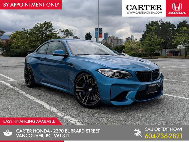 2017 BMW M2 Base (Stk: 9L04351) in Vancouver - Image 1 of 25