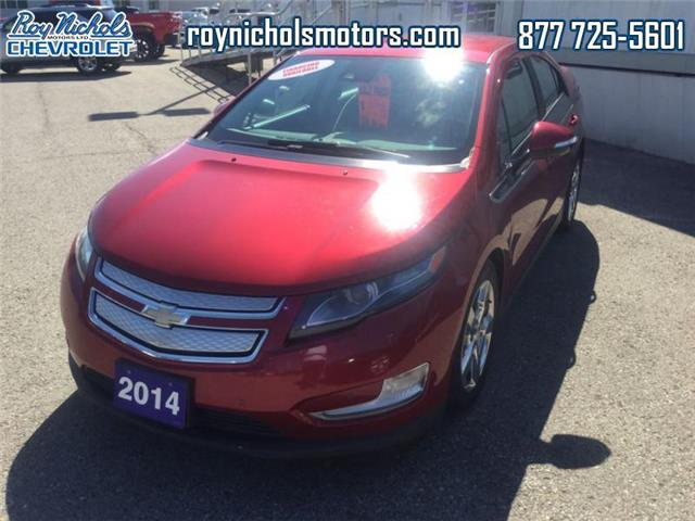 2014 Chevrolet Volt Base (Stk: W057A) in Courtice - Image 1 of 12