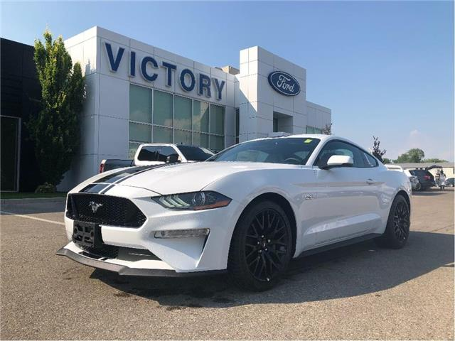 2020 Ford Mustang GT Premium (Stk: VMU19566) in Chatham - Image 1 of 18