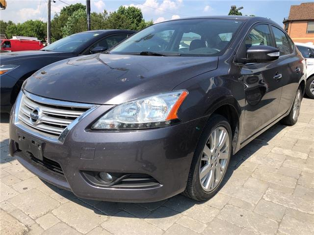2015 Nissan Sentra SL (Stk: 81357A) in Toronto - Image 1 of 21