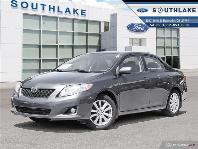 2009 Toyota Corolla  (Stk: 28270A) in Newmarket - Image 1 of 26