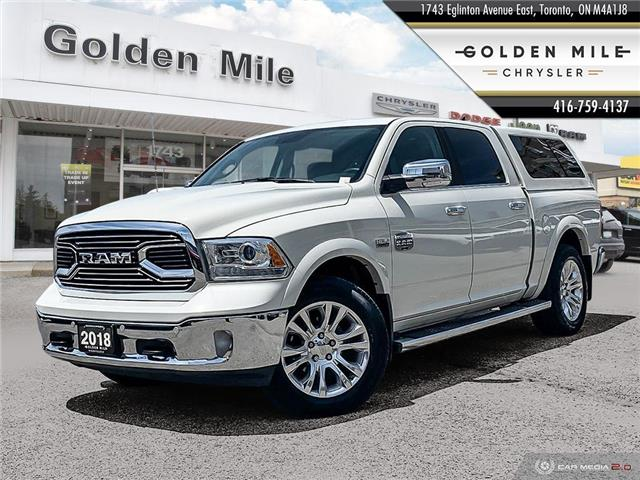 2018 RAM 1500 Longhorn (Stk: P5059) in North York - Image 1 of 24
