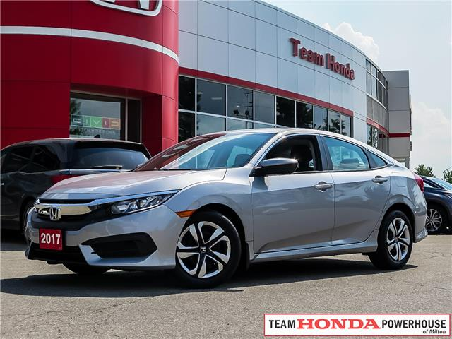2017 Honda Civic LX (Stk: 3605) in Milton - Image 1 of 22