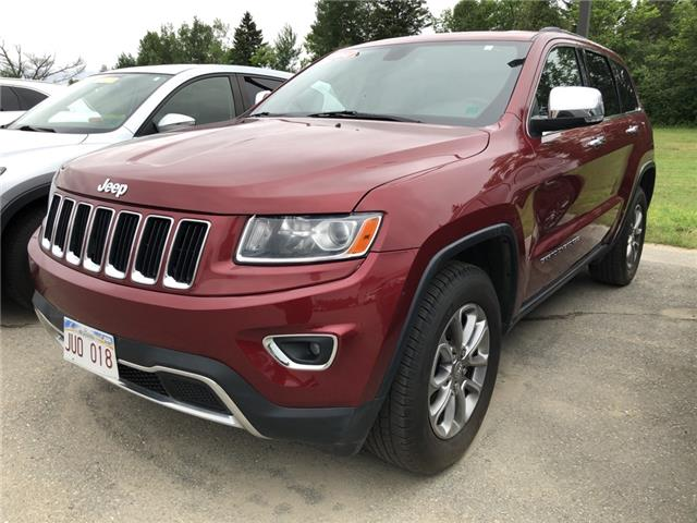 2014 Jeep Grand Cherokee Limited (Stk: MM985) in Miramichi - Image 1 of 8