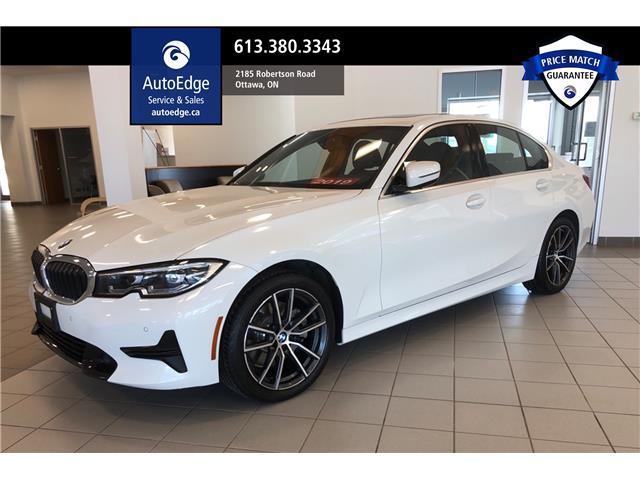 2019 BMW 330i xDrive (Stk: A0121) in Ottawa - Image 1 of 13