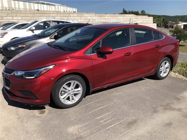 2018 Chevrolet Cruze LT Auto (Stk: 22490E) in Blind River - Image 1 of 9