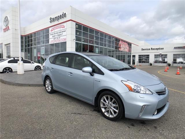 2012 Toyota Prius v Base (Stk: 9104A) in Calgary - Image 1 of 14