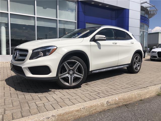 2016 Mercedes-Benz GLA-Class Base (Stk: A0223) in Ottawa - Image 1 of 13