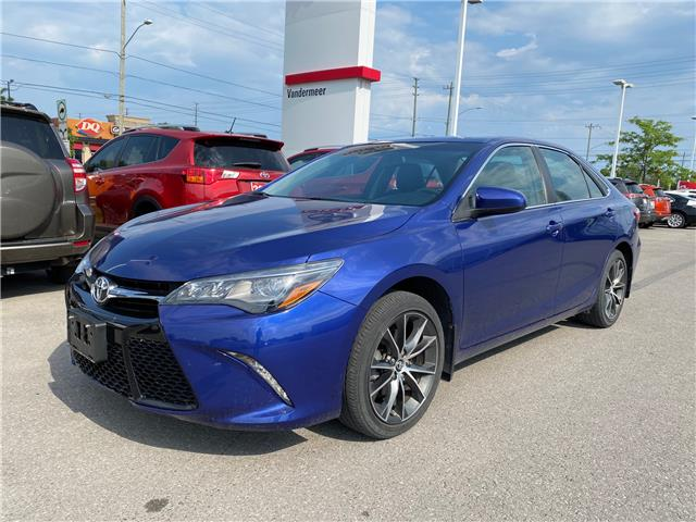 2015 Toyota Camry XSE V6 (Stk: TV283A) in Cobourg - Image 1 of 1