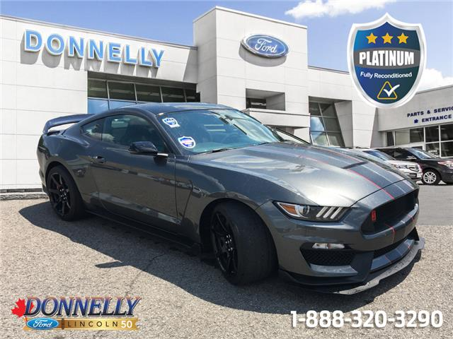 2017 Ford Shelby GT350 Base (Stk: PLDT349A) in Ottawa - Image 1 of 16