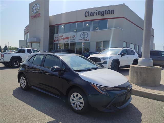 2020 Toyota Corolla Hatchback Base (Stk: 20510) in Bowmanville - Image 1 of 7