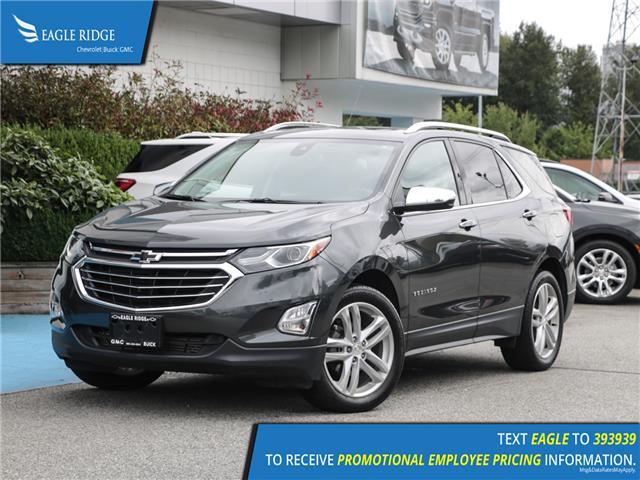 2018 Chevrolet Equinox Premier (Stk: 180266) in Coquitlam - Image 1 of 17