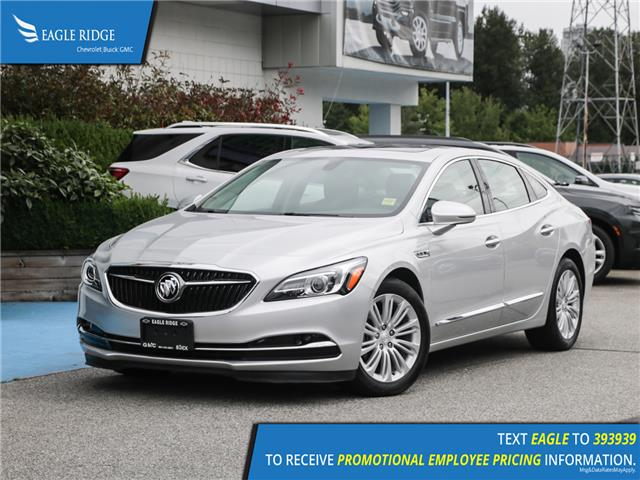 2019 Buick LaCrosse Essence (Stk: 190299) in Coquitlam - Image 1 of 15