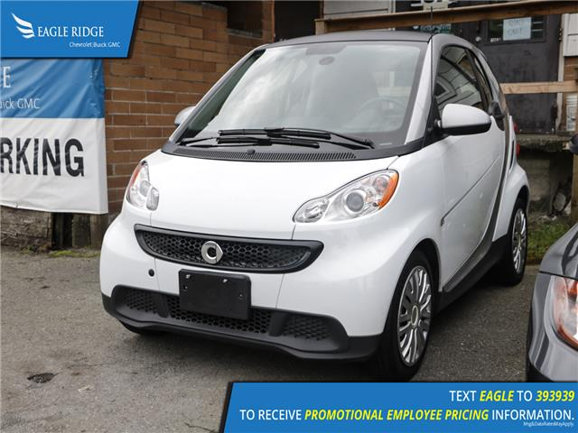 2013 Smart Fortwo Pure (Stk: 130210) in Coquitlam - Image 1 of 4