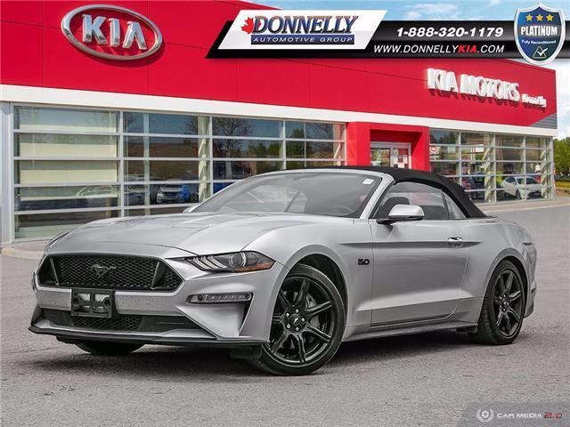 2018 Ford Mustang GT Premium (Stk: KU2273) in Ottawa - Image 1 of 29