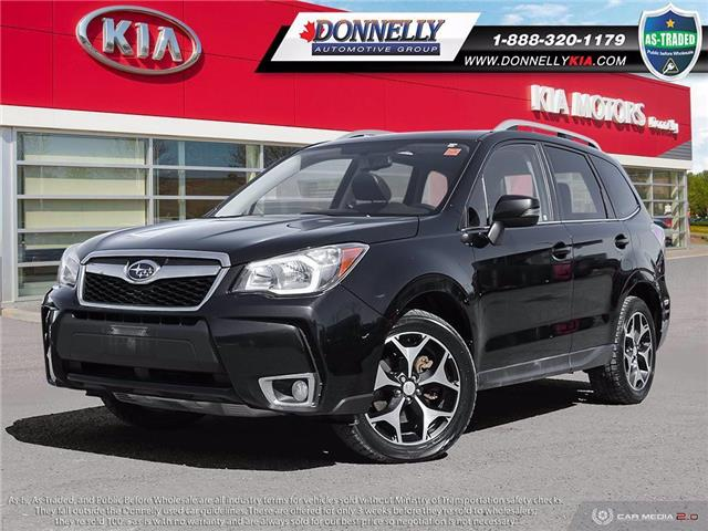 2014 Subaru Forester 2.0XT Touring (Stk: KT332A) in Ottawa - Image 1 of 27