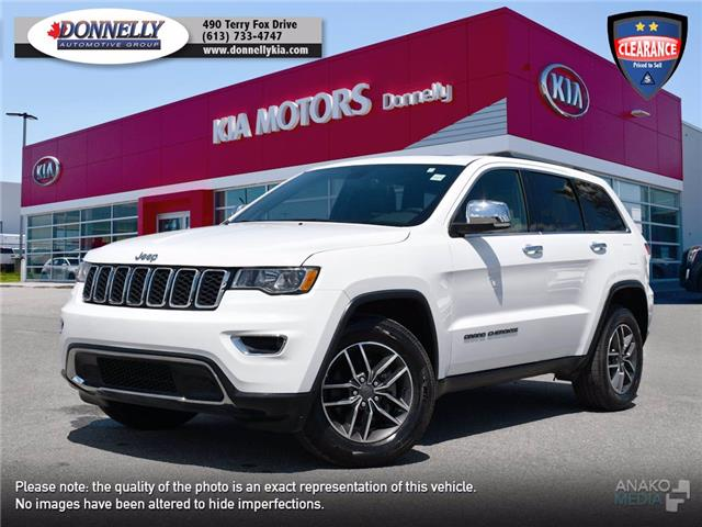2019 Jeep Grand Cherokee Limited (Stk: KUR2381) in Ottawa - Image 1 of 30